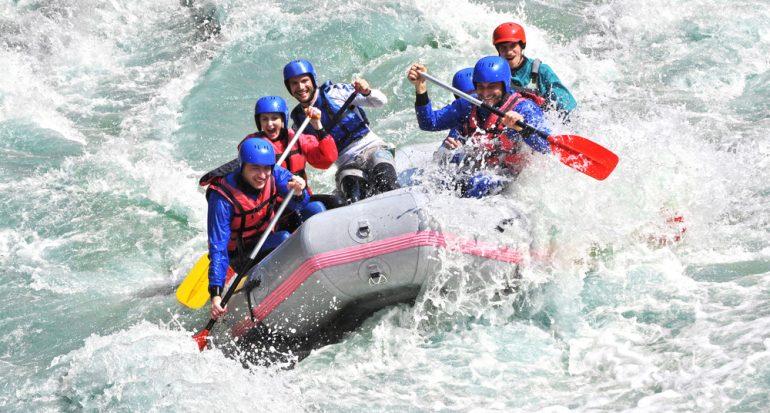 ¡Al agua! Rafting en Veracruz