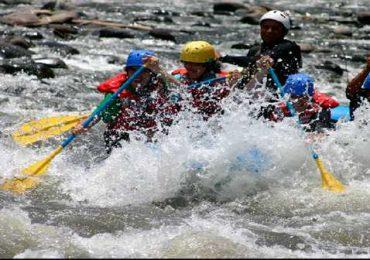 ¡Al agua! Rafting en Veracruz es todo una aventura.