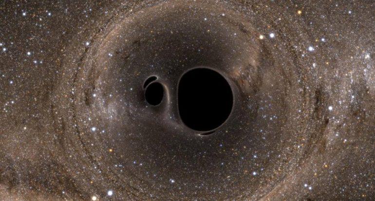 ¡Halladas! Ondas gravitacionales o arruga en el espacio-tiempo