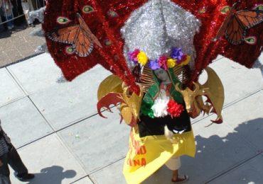 ¡Vive los carnavales de Michoacán!