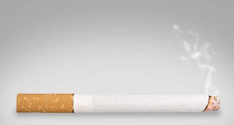 ¿A qué edad comienza a fumar la gente?