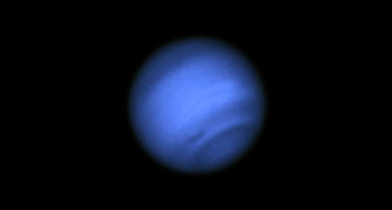 ¿A qué velocidad sopla el viento en Neptuno?