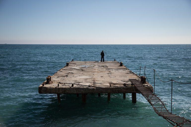 ¿Cómo aparecerá Crimea en los mapas de National Geographic?