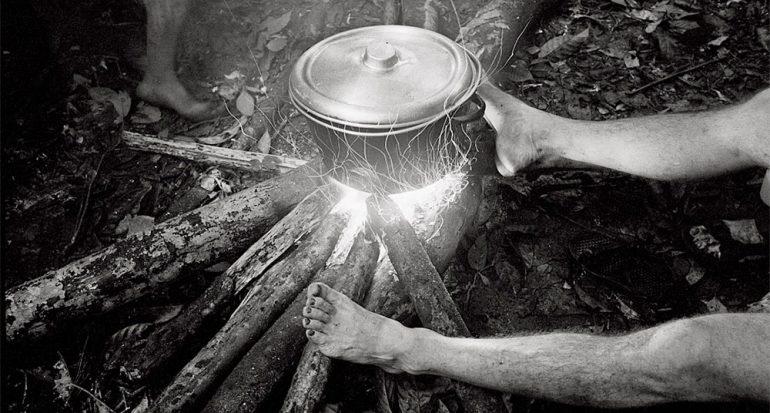 ¿Cómo llegamos a cocinar con fuego?