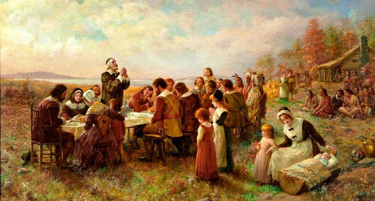 ¿Cómo nació la festividad de Acción de Gracias en Estados Unidos?
