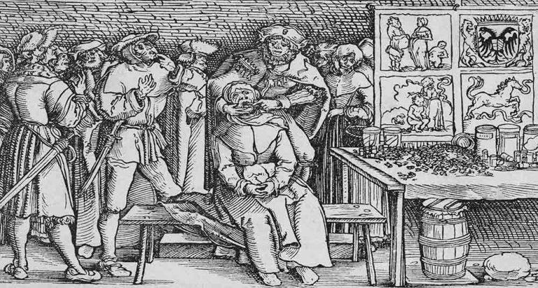 ¿Cómo se curaban el dolor de muelas en la Edad Media?