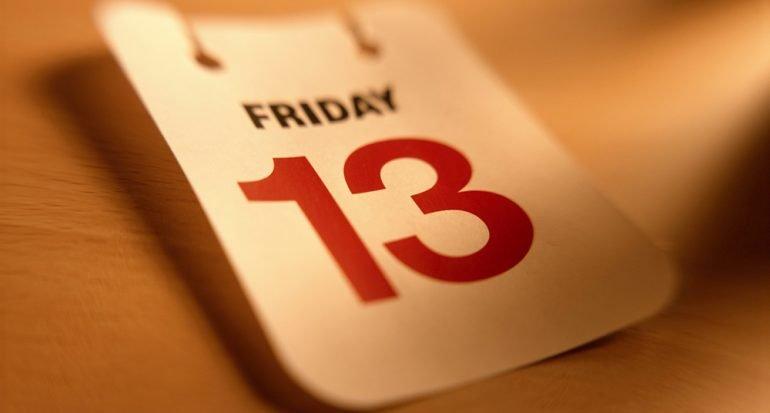 ¿Cómo se le llama la fobia al día viernes 13?