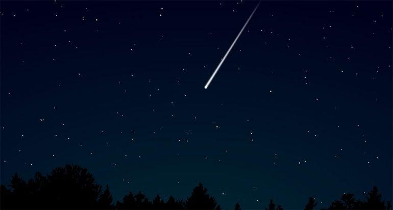 ¿Cómo se llama la depresión que deja un meteorito?