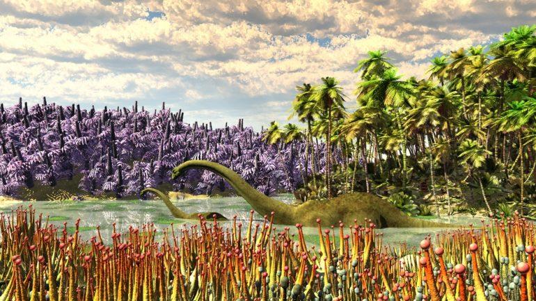 ¿Cómo se repartían la comida los dinosaurios?
