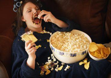 ¿Comer por depresión?