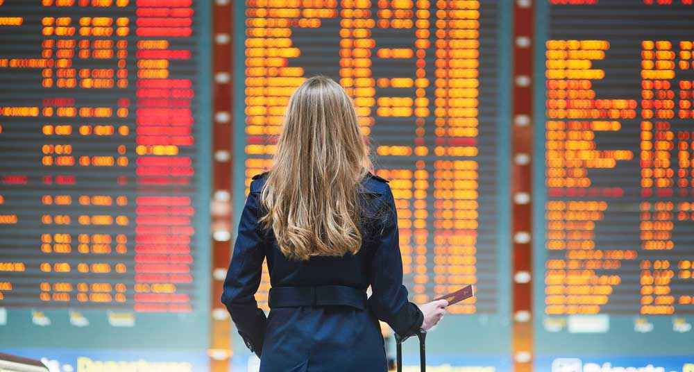 ¿Cuál es el aeropuerto más puntual del mundo?