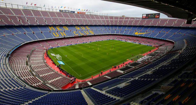 ¿Cuál es el estadio con más aforo en Europa?