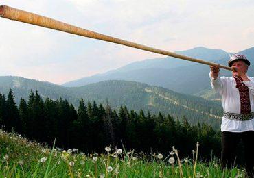 ¿Cuál es el instrumento musical de aire más largo del mundo?