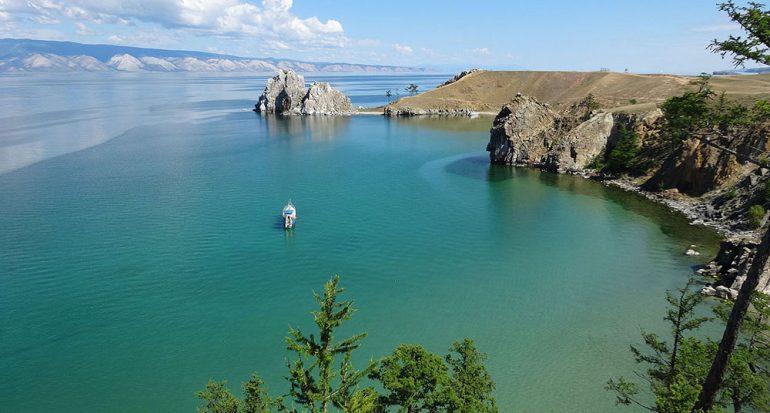¿Cuál es el lago más profundo del mundo?