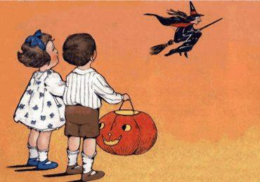 ¿Cuál es el origen de la palabra bruja en inglés y español?
