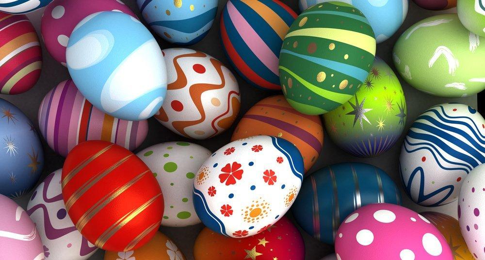 Cuál es el origen de los huevos de Pascua? - National Geographic en Español