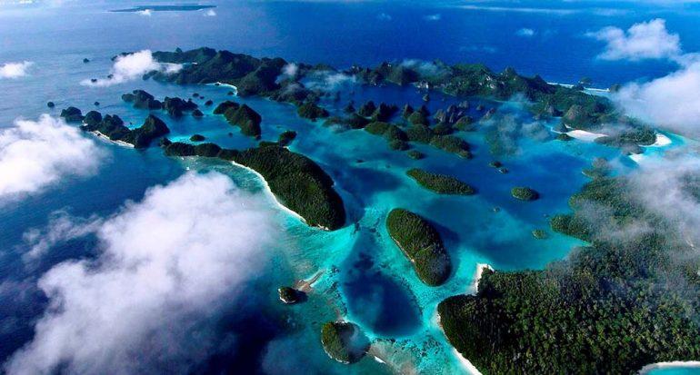 ¿Cuál es el país con más islas en el mundo?