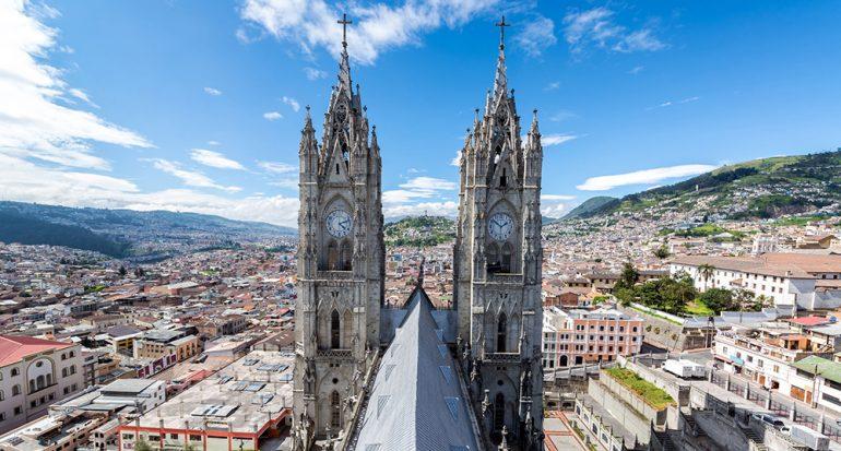 ¿Cuál es la capital más vieja de América del Sur?