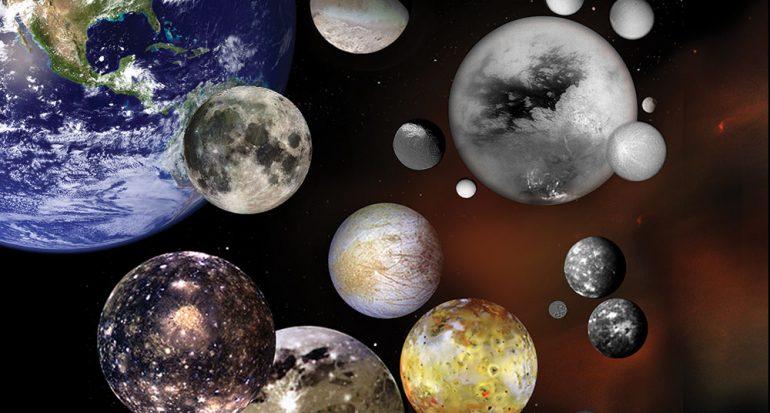 ¿Cuál es la luna más grande del sistema solar?