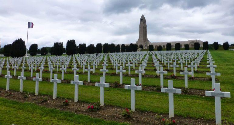 ¿Cuál fue la batalla más larga de la Primera Guerra Mundial?