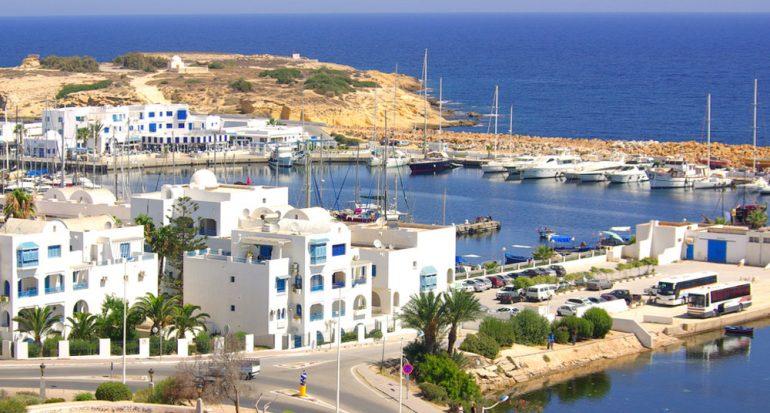 ¿Cuándo puedes salir del hotel en Túnez?