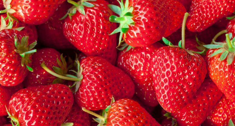 ¿Cuántas semillas tienen las fresas?