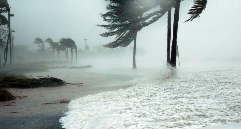 ¿Cuánto pesa una tormenta?