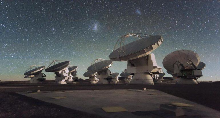 ¿Dónde está el telescopio más potente del planeta?