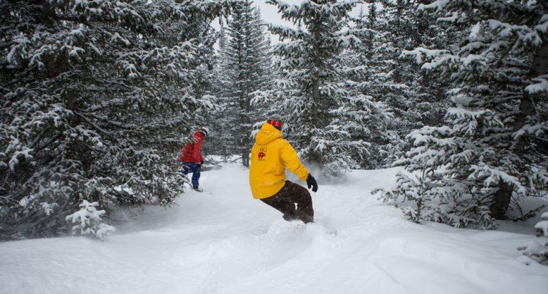¿Deporte de invierno en Nuevo México?