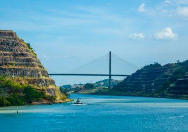 ¿El canal de Panamá es de agua dulce o salada?