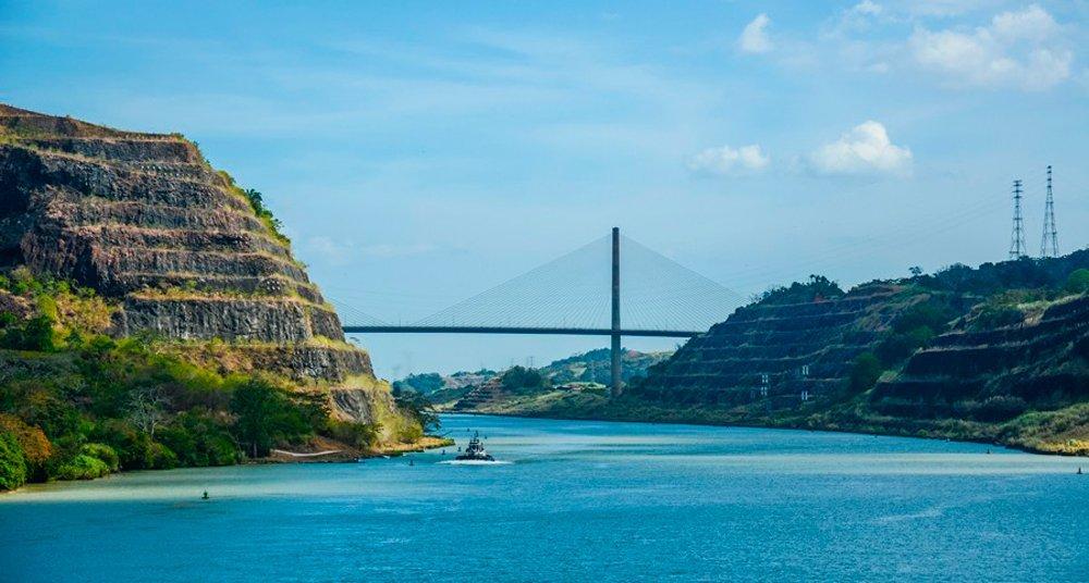 ¿El Canal De Panamá Es De Agua Dulce O Salada