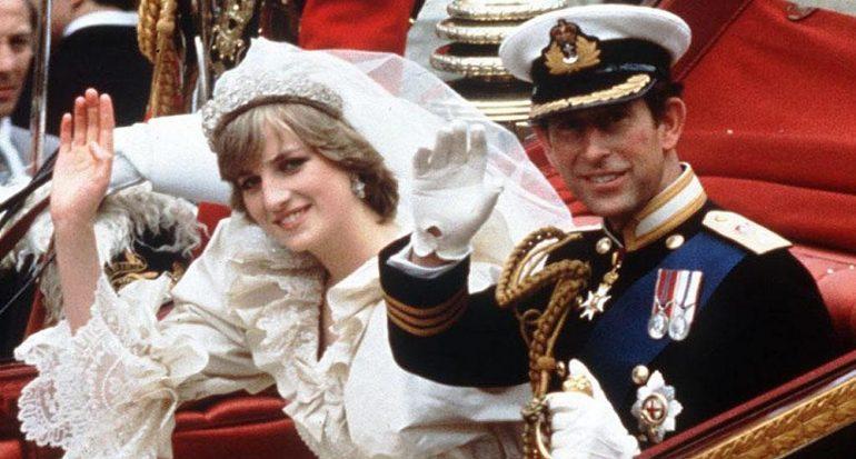 ¿En dónde se casó Diana de Gales con Carlos?