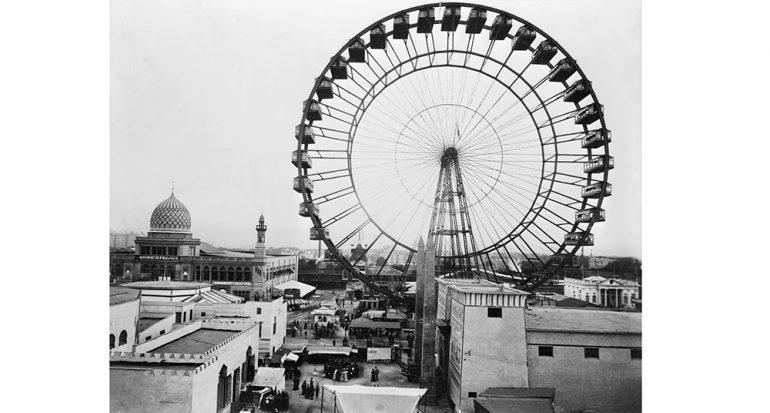 ¿En qué ciudad se construyó la primera rueda de la fortuna?