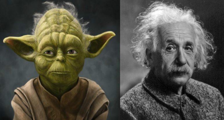 ¿En quién está inspirado Yoda de ?Star Wars??