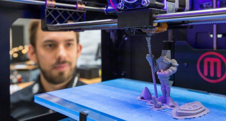 ¿Es fácil imprimir en 3D?