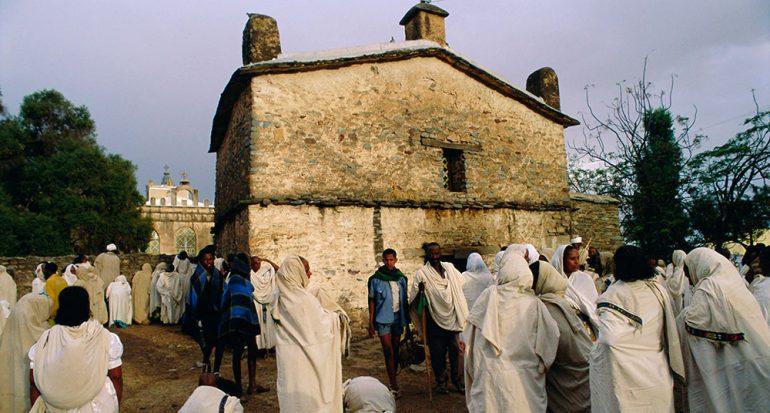 ¿Está en Etiopía la legendaria Arca de la Alianza?