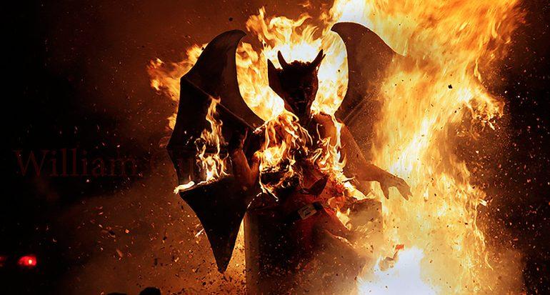 ¿Has sido testigo de la Quema del Diablo en Guatemala?