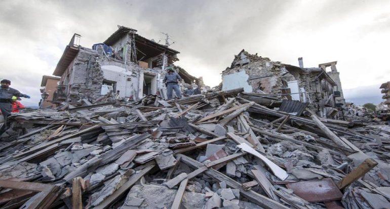 Fotogalería: Tragedia en Italia