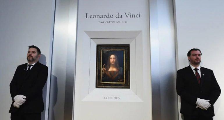 ¿Hay un error en una pintura de Leonardo da Vinci?