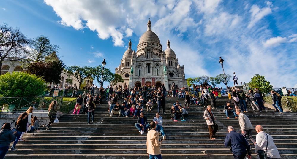 ¿París de qué país recibe más turistas? ciudades