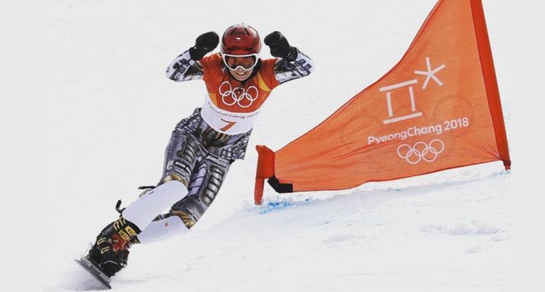 ¿Por qué Ester Ledecka fue la mejor atleta en Pyeongchang 2018?