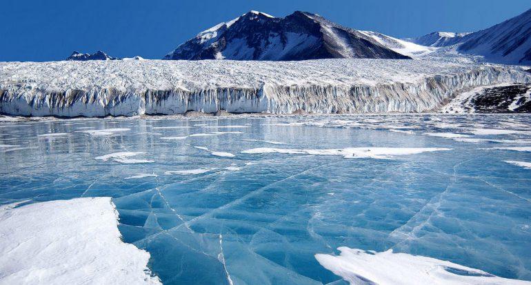 ¿Por qué el Polo Sur es más frío que el Polo Norte?