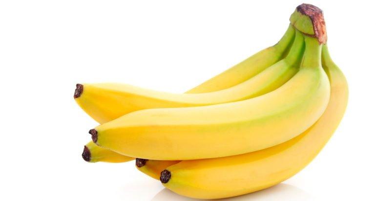 ¿Por qué es bueno comer el plátano maduro?