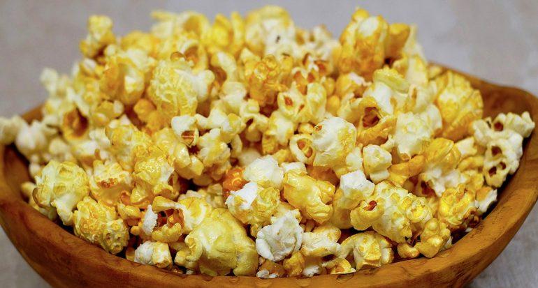 ¿Por qué las palomitas de maíz explotan?