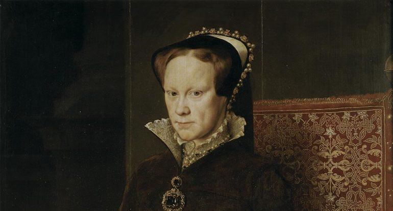 ¿Por qué le decían ?Bloody Mary? a la reina María Tudor?