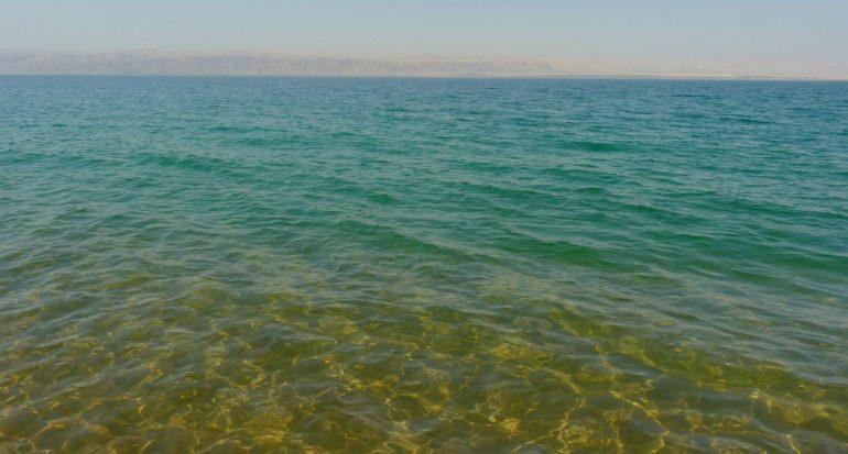 ¿Por qué lleva la palabra ?muerto? en su nombre el Mar Muerto?