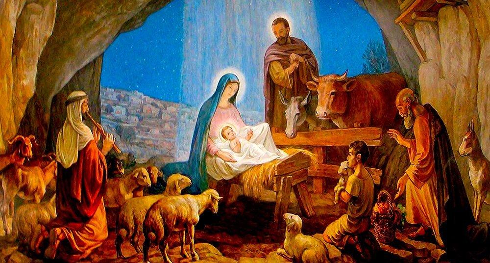 Dibujos De Navidad Del Nacimiento De Jesus.Por Que Se Celebra El Nacimiento De Jesus El 25 De Diciembre