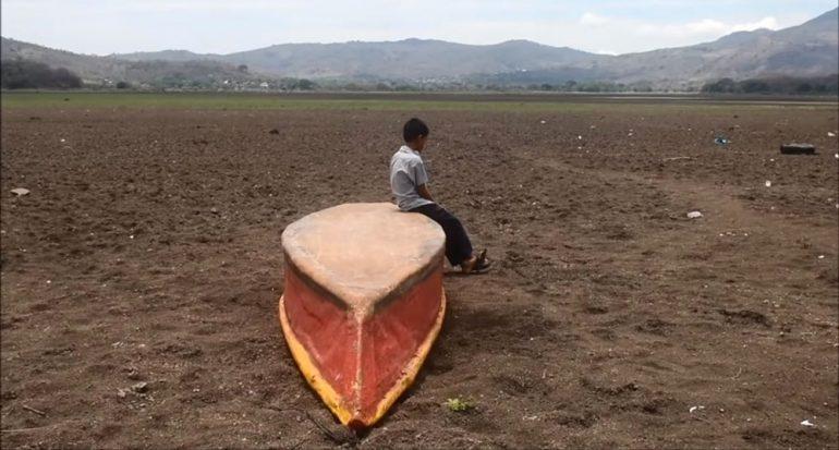 ¿Por qué se secó la Laguna de Atescatempa?