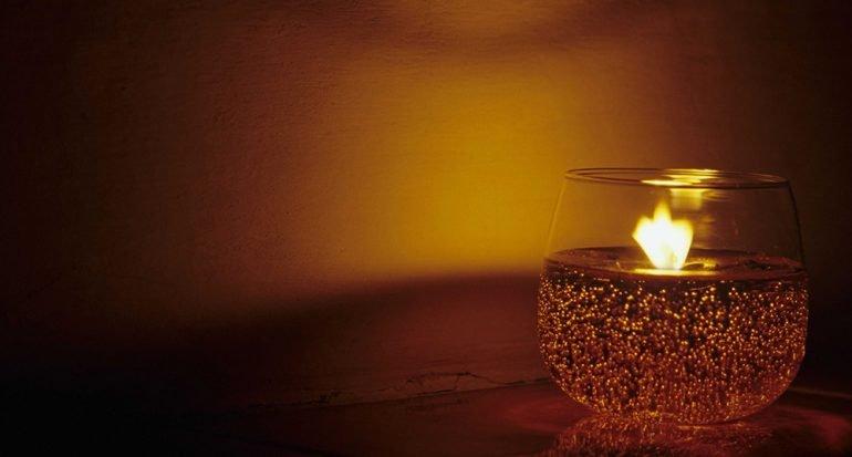 ¿Por qué usamos velas?