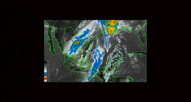 ¿Qué fenómeno climático ocurre en México?